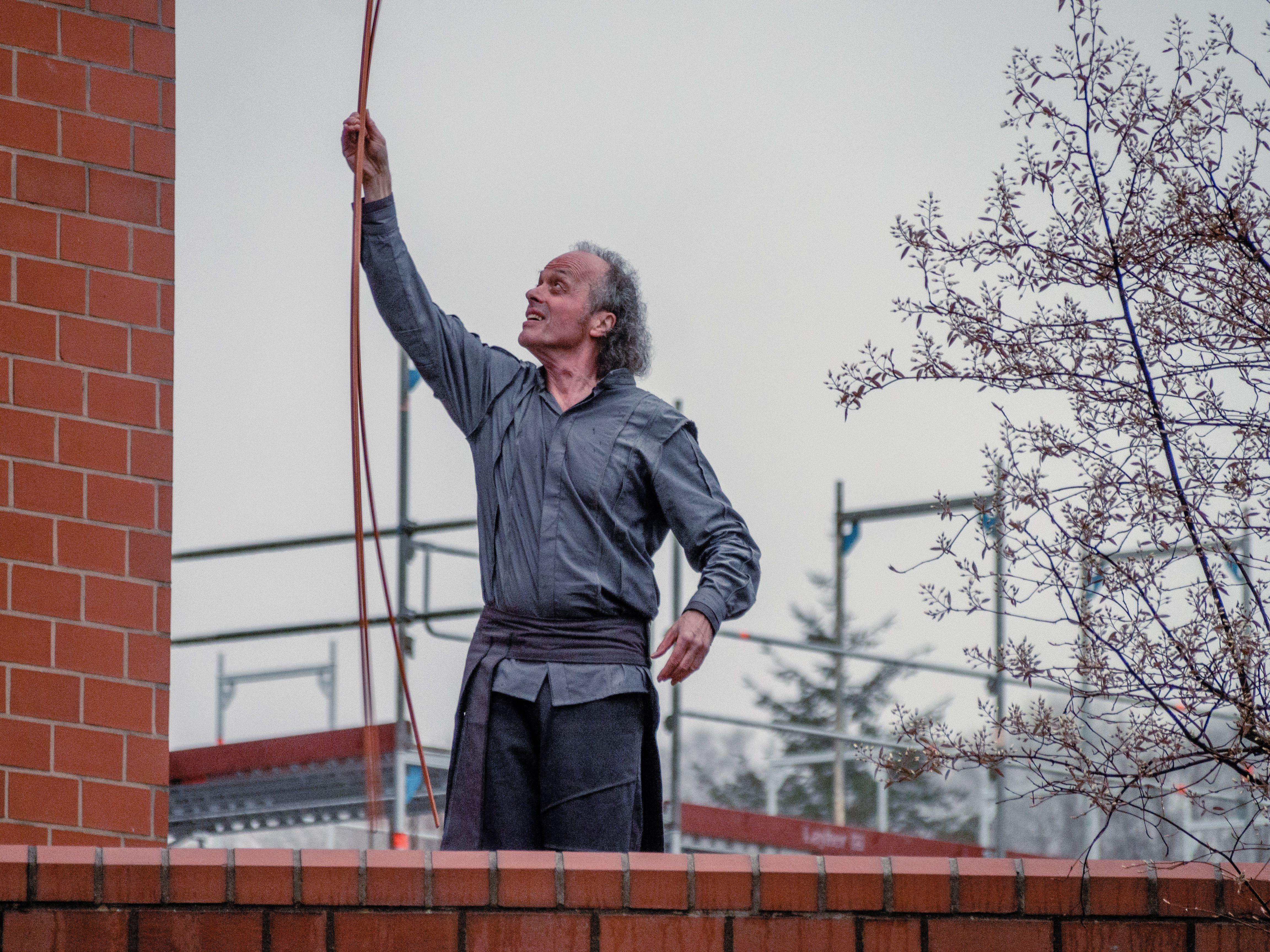"Performance ""Resonanz"", Kreishaus Osnabrück 2019"